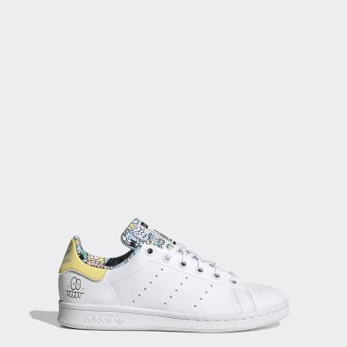Børn Originals Hvid adidas x Kevin Lyons Stan Smith sko