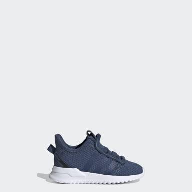 Tenis U_Path Run (UNISEX) Azul Niño Originals