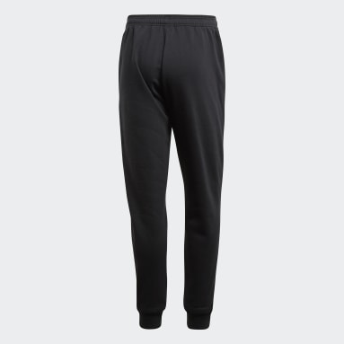 Men Gym & Training Black Core 18 Sweat Pants