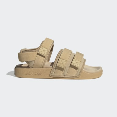 Men Originals Beige Adilette 2.0 Sandals
