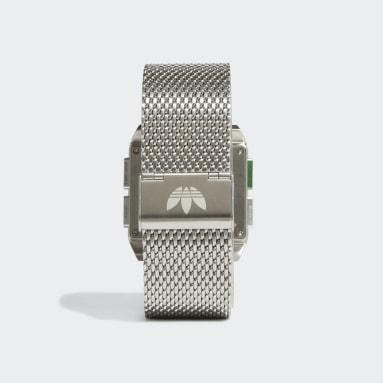 ARCHIVE_M1 Klokke Sølv