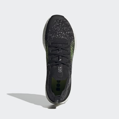Men's TERREX Black Terrex Two Ultra Primeblue Trail Running Shoes
