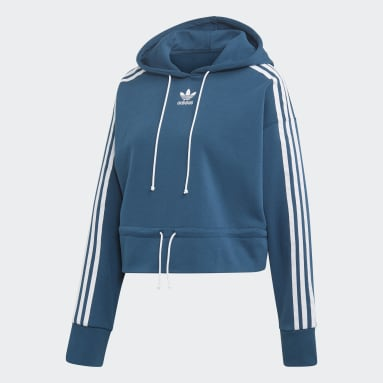 Nữ Originals Áo hoodie Bellista Cropped