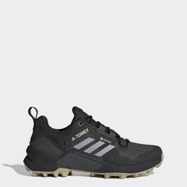 Sapatos de Caminhada Swift R3 GORE-TEX TERREX Preto Mulher TERREX
