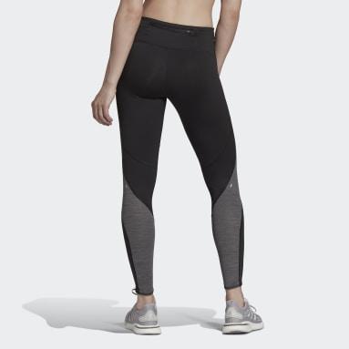 Leggings Fast Running Primeblue Nero Donna HIIT
