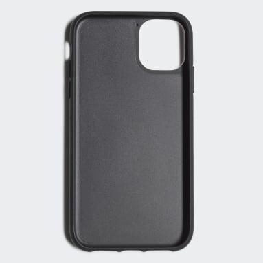 Coque iPhone 11 Moulded Polyurethane Noir Originals