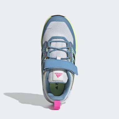 Children TERREX White Terrex Trailmaker Hiking Shoes