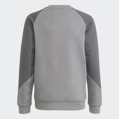 Sweatshirt adidas SPRT Cinzento Criança Originals