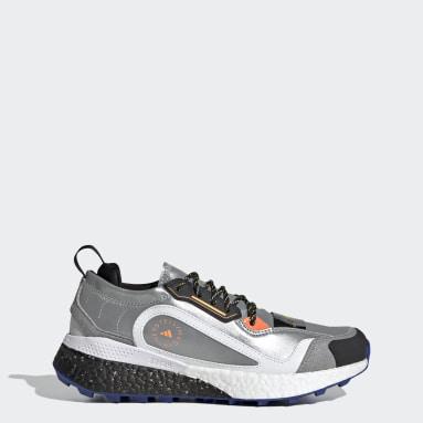 серый Кроссовки для бега adidas by Stella McCartney Outdoorboost 2.0