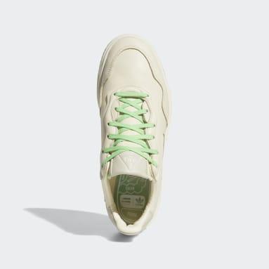 Women Originals Beige Pharrell Williams SC Premiere Shoes