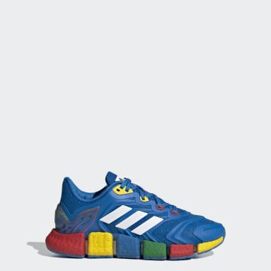Chaussure de running adidas Climacool Vento x LEGO® Bleu Enfants Running