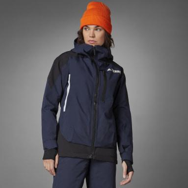 Dam Vintersporter Blå Terrex MYSHELTER Snow 2-Layer Insulated Jacket