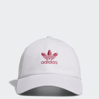 Youth Originals White Washed Relaxed Strap-Back Hat