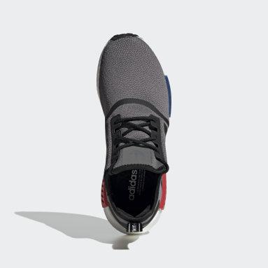 Men Originals Grey NMD_R1 OG Shoes