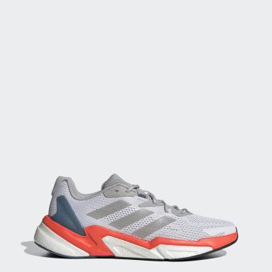 Tenis X9000L3 Blanco Hombre Running