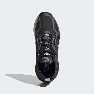 Dames Originals Zwart ZX 2K Boost Schoenen