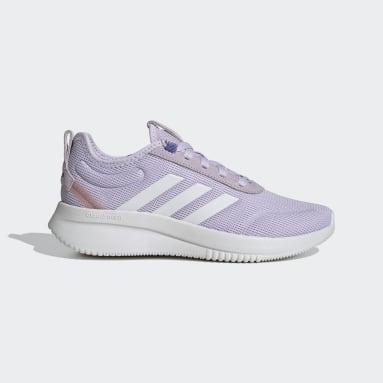 Women Sport Inspired Purple Lite Racer Rebold Shoes
