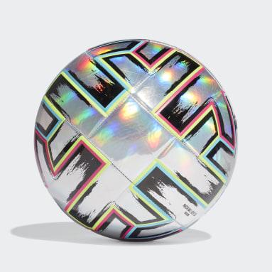 Ballon d'entraînement Uniforia Argent Football