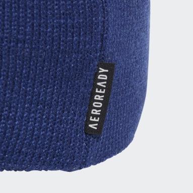 Berretto AEROREADY Big Logo Blu Fitness & Training