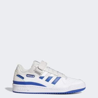 Originals Grey Forum Low Premium Shoes