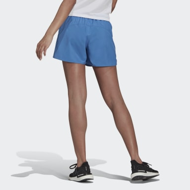 Short Run It Blu Donna Running