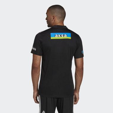 Erkek Futbol Siyah Beşiktaş JK 21/22 Deplasman Forması