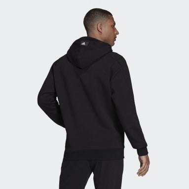 Sudadera con capucha adidas Sportswear Future Icons Winterized Negro Hombre Sportswear