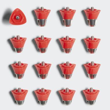 Tacchetti di ricambio adipower Rosso Rugby