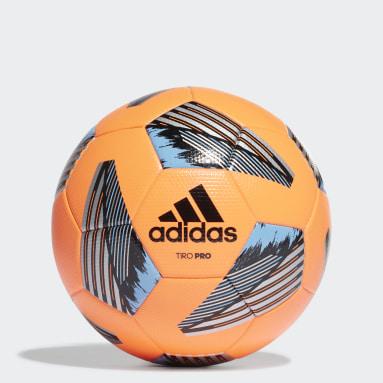 TIRO PRO WTR Orange Football
