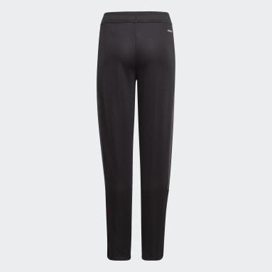 Pantaloni da allenamento Tiro Nero Ragazza Calcio
