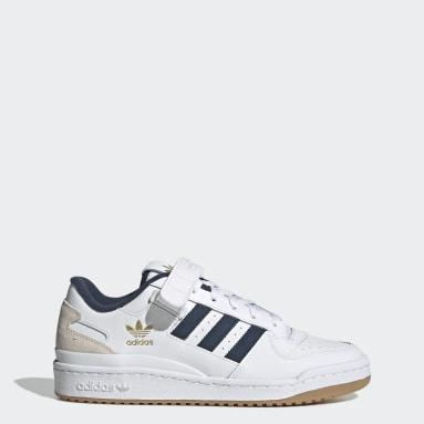 Chaussure Forum Low Blanc Originals