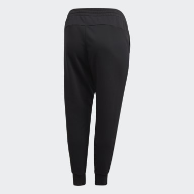 Pants Essentials Negro Mujer Training