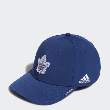 Men Sportswear Multicolor Maple Leafs Poly Structured Flex Cap