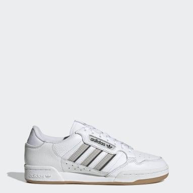 Chaussure Continental80 Stripes Blanc Hommes Originals