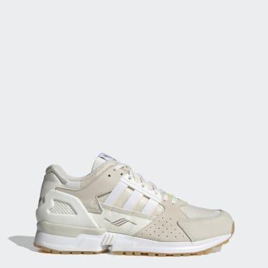 Men Originals White ZX 10000 Shoes