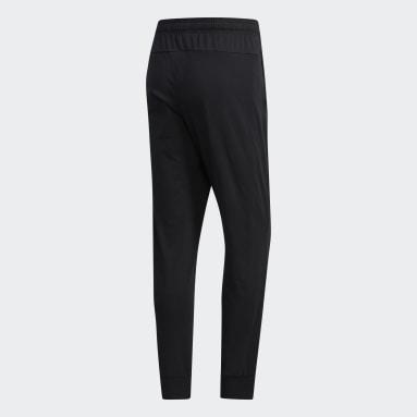 Heren Sportswear Zwart Essentials Joggingbroek