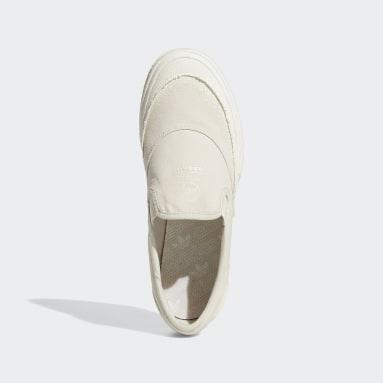 Originals Beige Nizza RF Slip Shoes