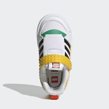 Kids Originals White adidas Forum 360 x LEGO® Shoes
