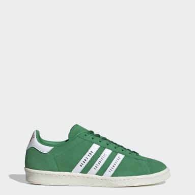 Originals Green Campus Human Made Shoes