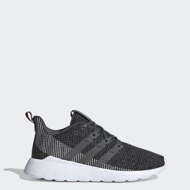 Women Running Grey Questar Flow Shoes