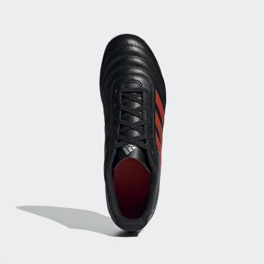 Calzado de Fútbol Copa 19.4 Bajo Techo Negro Hombre Fútbol