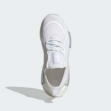 Chaussure NMD_R1 Spectoo blanc Femmes Originals