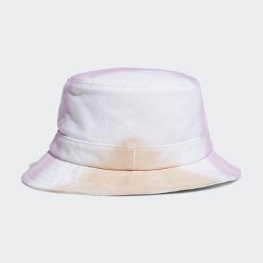 Women's Training Pink Colorwash Bucket Hat
