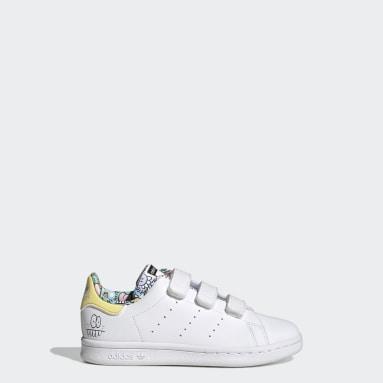 белый Кроссовки adidas x Kevin Lyons Stan Smith