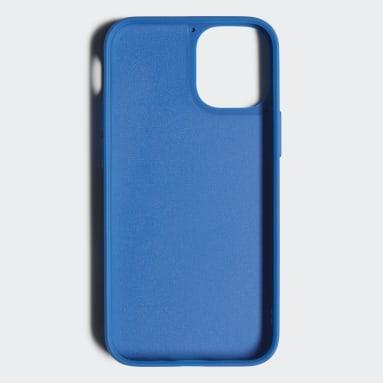 Molded Basic iPhone Case 2020 5.4 tommer Blå