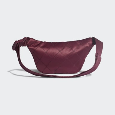 Bolsa de Cintura Bordô Mulher Originals