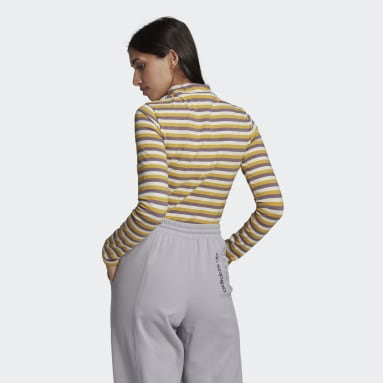 Long Sleeve T-Shirt Fioletowy