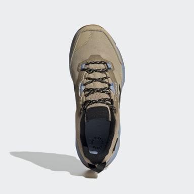 Terrex AX4 GORE-TEX Hiking Shoes Beżowy
