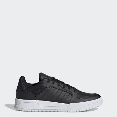 Herr Basket Svart Entrap Shoes