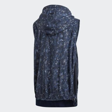 Chaleco Run Adizero Azul Mujer adidas by Stella McCartney